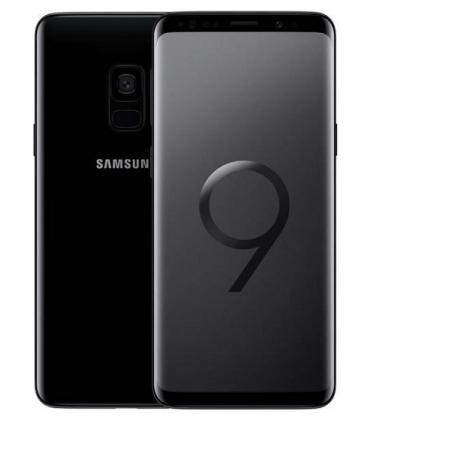 Samsung Galaxy S9 Dual Sim G960FD 4G 128Go Black