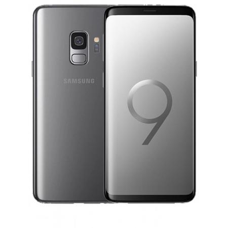 Samsung Galaxy S9 Dual Sim G960FD 4G 64Go Silver