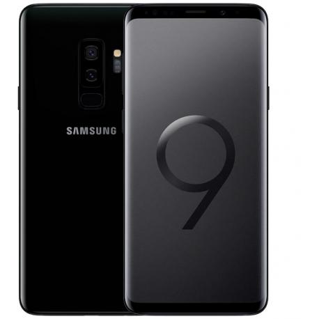 Samsung Galaxy S9+ Dual Sim G965FD 4G 128Go Noir