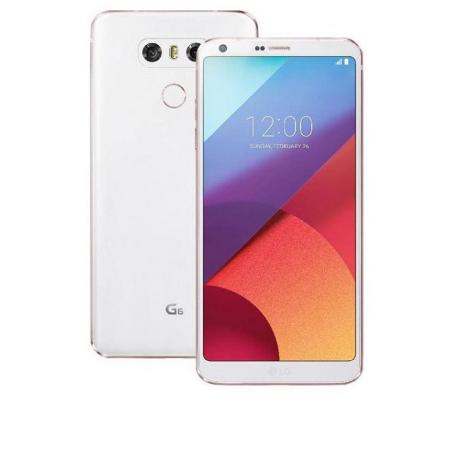 LG G6 Dual Sim H870DS 64Go Blanc