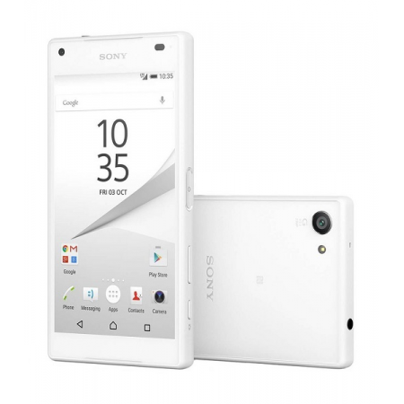 Sony Xperia Z5 E6633 Dual Sim 4G 32Go Blanc