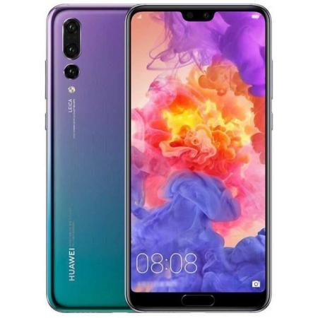 Huawei P20 Pro CLT-L29 Dual 4G 128Go Twilight(6Go)