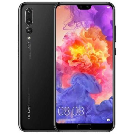 Huawei P20 Pro CLT-L29 Dual 4G 128Go Noir (6Go)
