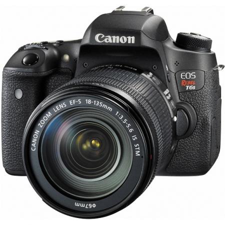Canon EOS 760D/Rebel T6s Kit 18-135mm STM