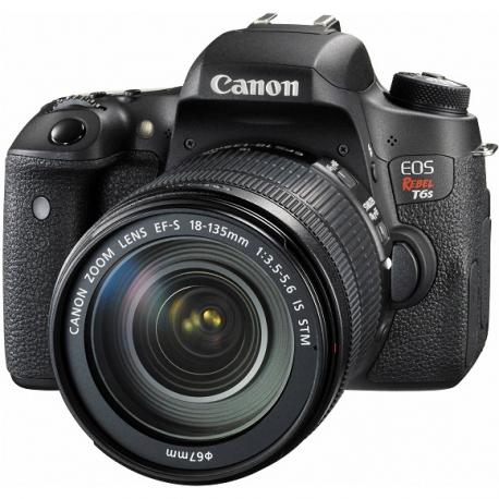 Canon EOS Rebel T6s Kit (18-135mm STM)