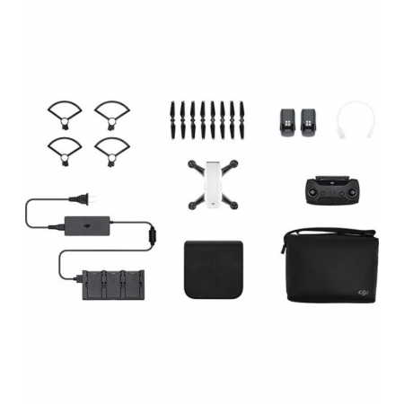DJI Spark Fly More Combo Blanc (UK)