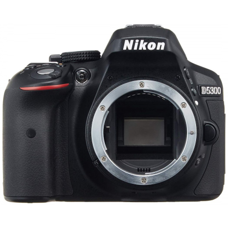 Nikon D5300 Body Black (Kit box)