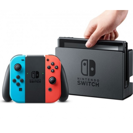 Nintendo Switch Neon (UK)