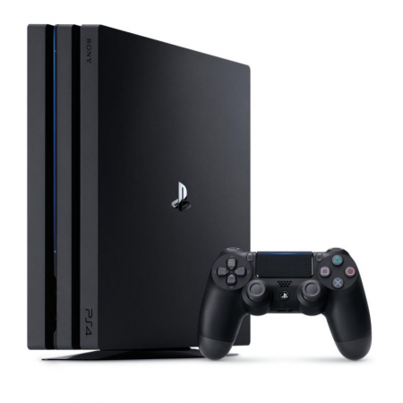 Sony PS4 Pro 1TB Noir de Jais (CUH-7006BB01)