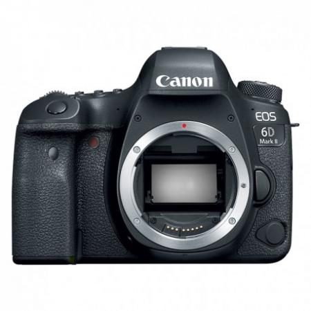 Canon EOS 6D II Boitier nu