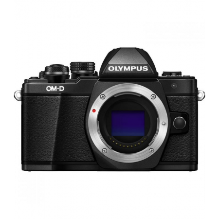 Olympus OM-D E-M5 Mark II Body (Kit box) Black