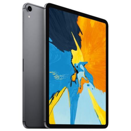 Apple iPad Pro 12.9 2018 4G 64Go Gris sidéral