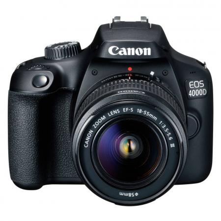 Canon EOS 4000D Kit (18-55 III)*