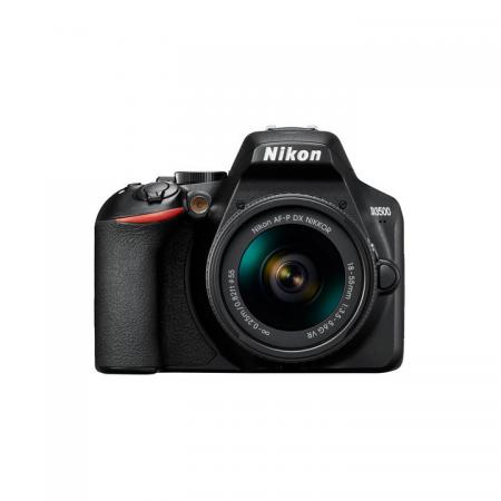 Nikon D3500 + Objectif Nikkor AF-P DX 18-55 mm f/3.5-5.6 VR Noir*